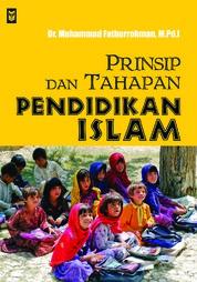 Cover Prinsip dan Tahapan Pendidikan Islam oleh Muhammad Fathurrohman