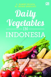Daily Vegetables in Indonesia by Christofora Hanny Wijaya, Margaretha Indah Epriliati Cover