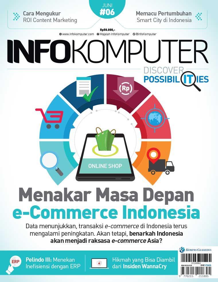 Majalah Digital Info Komputer ED 06 2017