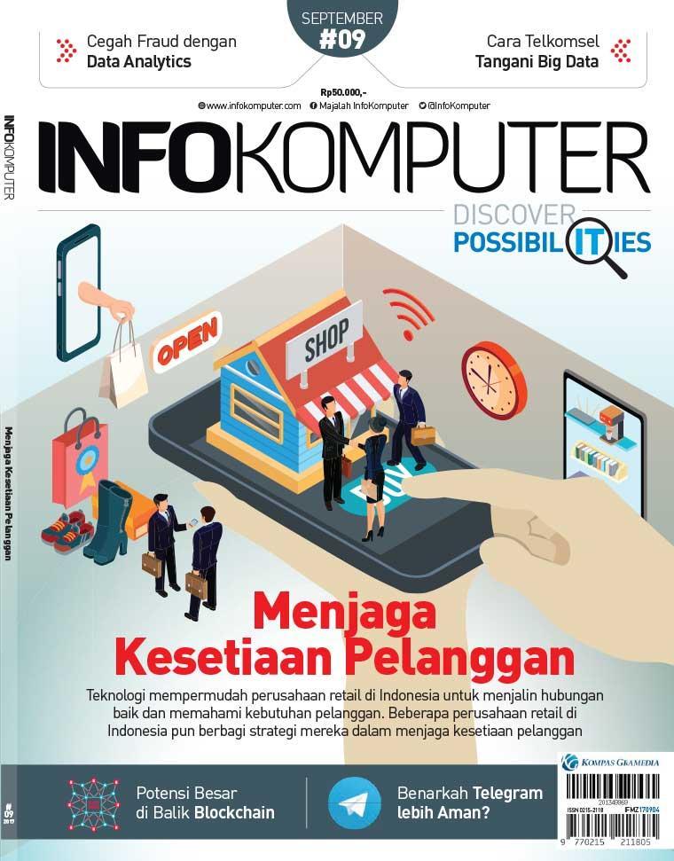 Majalah Digital Info Komputer ED 09 2017