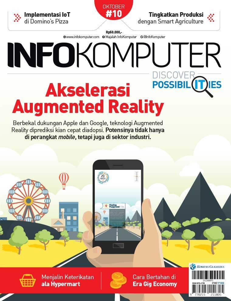 Majalah Digital Info Komputer ED 10 2017