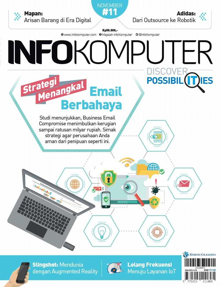 Majalah Digital Info Komputer ED 11 2017