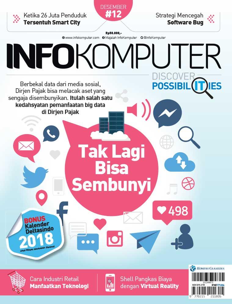 Majalah Digital Info Komputer ED 12 2017