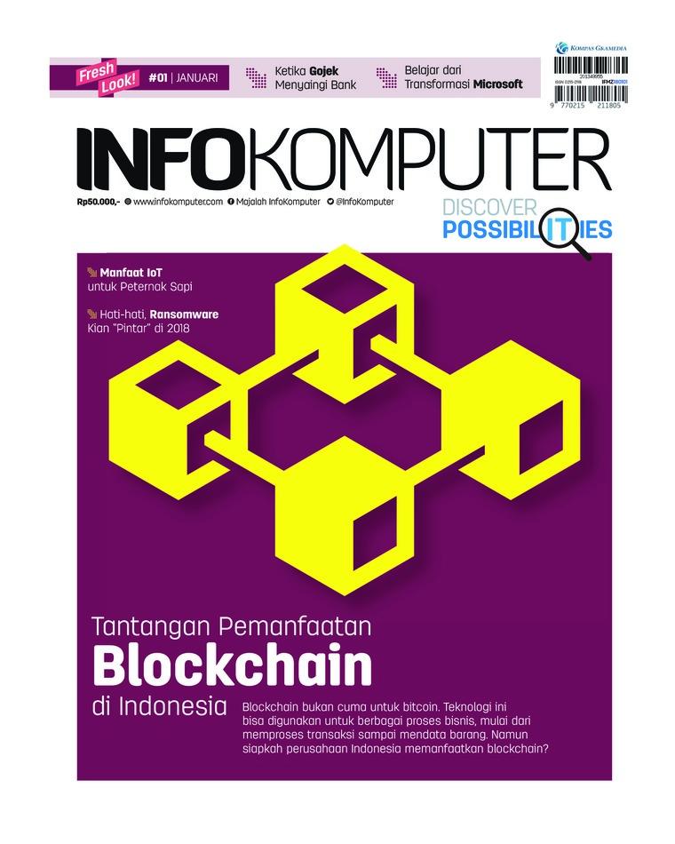 Majalah Digital Info Komputer ED 01 2018