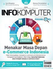 Cover Majalah Info Komputer ED 06 2017