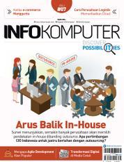 Cover Majalah Info Komputer ED 07 2017