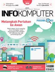 Cover Majalah Info Komputer ED 08 2017