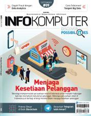 Cover Majalah Info Komputer ED 09 2017
