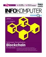 Cover Majalah Info Komputer ED 01 2018
