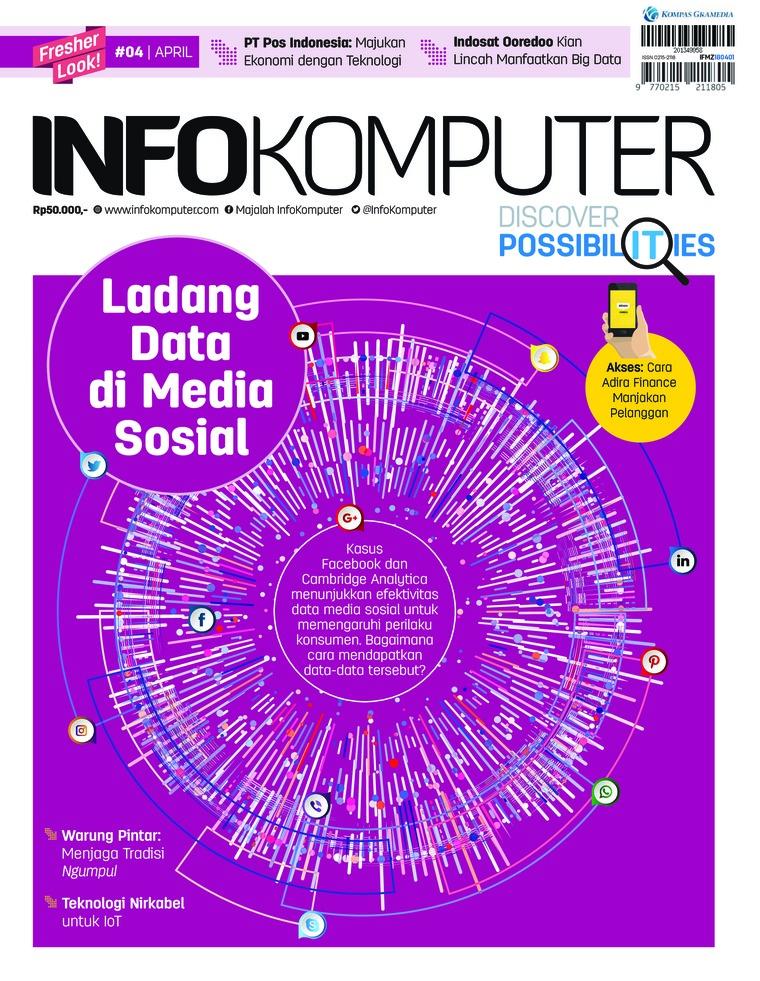 Majalah Digital Info Komputer ED 04 2018