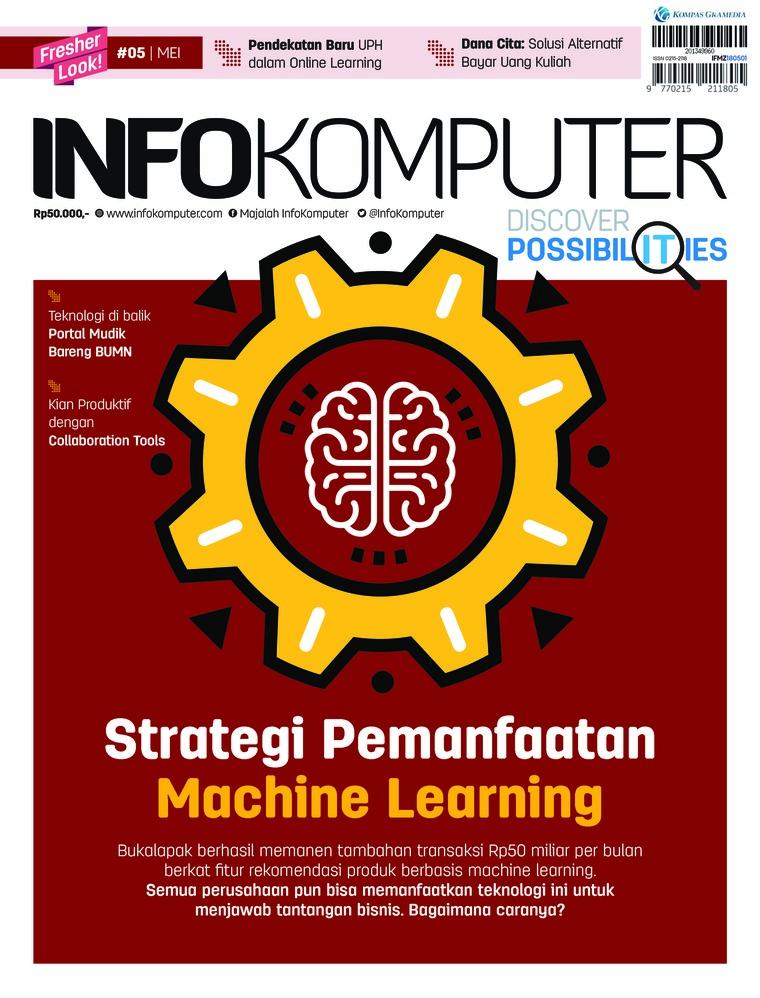 Info Komputer Digital Magazine ED 05 2018