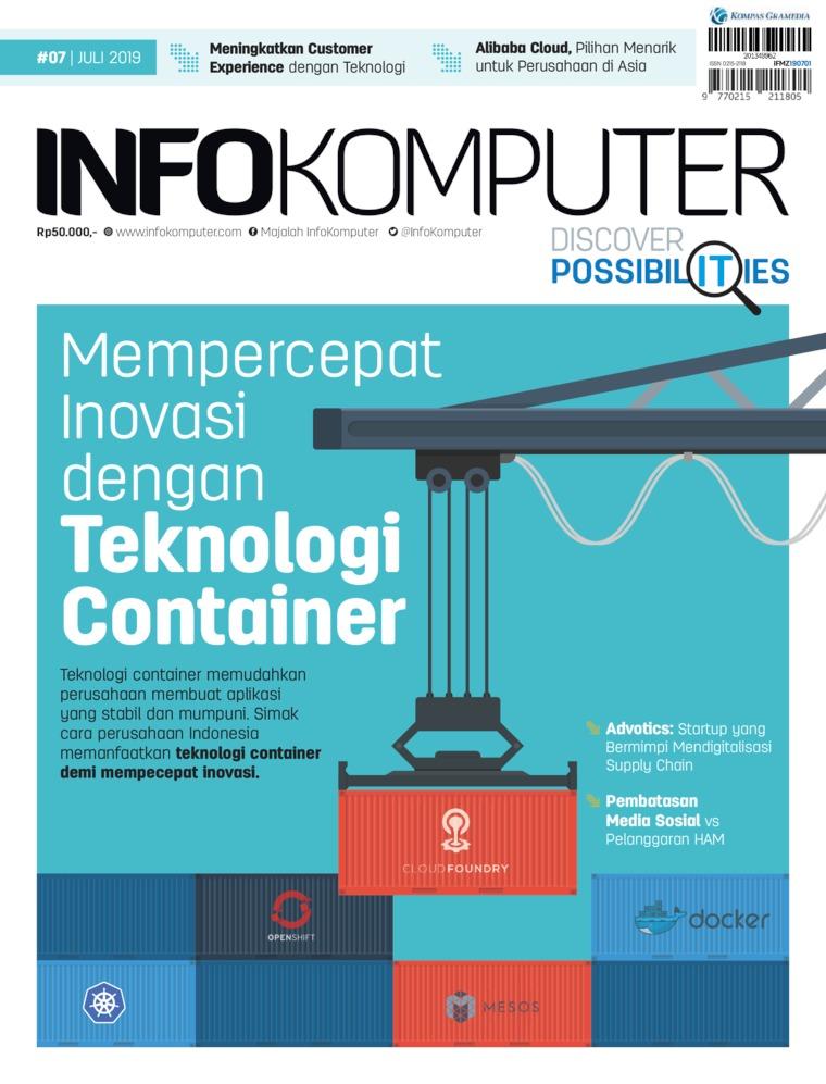 Majalah Digital Info Komputer ED 07 Juli 2019