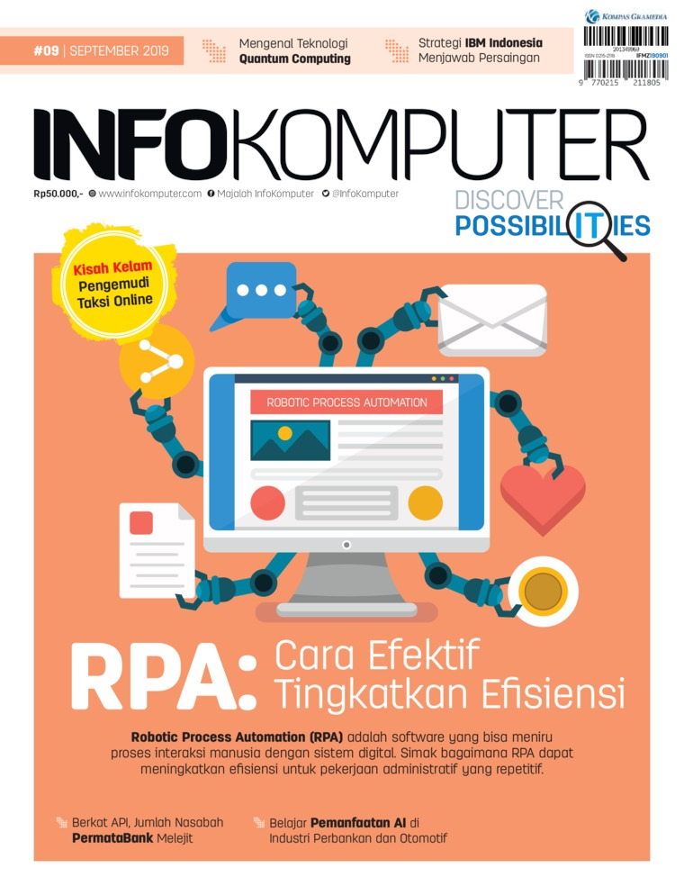 Info Komputer Digital Magazine ED 09 September 2019