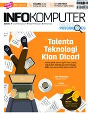 Cover Majalah Info Komputer ED 02 2018