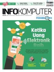 Cover Majalah Info Komputer ED 03 2018