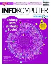 Cover Majalah Info Komputer ED 04 2018