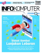 Info Komputer Magazine Cover ED 06 June 2018