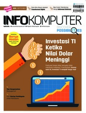 Cover Majalah Info Komputer ED 09 September 2018