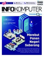 Cover Majalah Info Komputer ED 10 Oktober 2018
