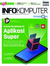 Info Komputer Magazine Cover ED 11 November 2018