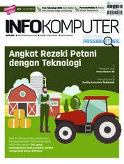 Info Komputer Magazine Cover ED 12 December 2018