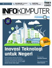 Info Komputer Magazine Cover ED 01 January 2019