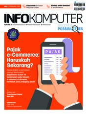Info Komputer Magazine Cover ED 02 February 2019