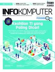 Info Komputer Magazine Cover ED 03 March 2019
