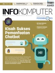 Info Komputer Magazine Cover ED 04 April 2019