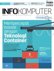Cover Majalah Info Komputer ED 07 Juli 2019