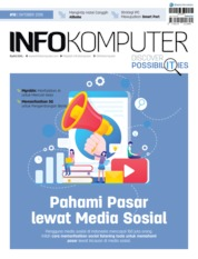 Info Komputer Magazine Cover ED 10 October 2019