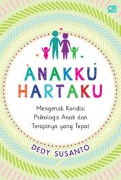 Cover Anakku Hartaku oleh Dedy Susanto