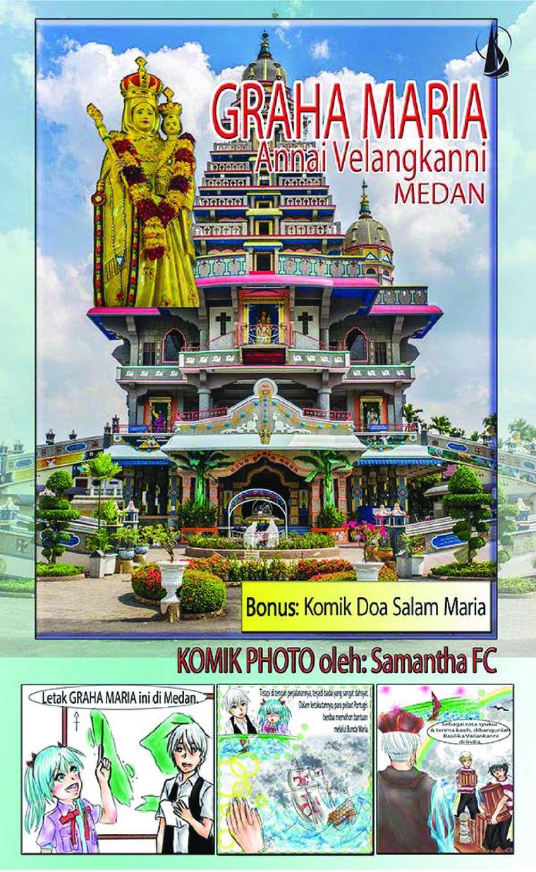 Graha Maria Annai Velangkanni Medan by Samantha Feriolla Chow Digital Book