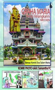 Graha Maria Annai Velangkanni Medan by Samantha Feriolla Chow Cover