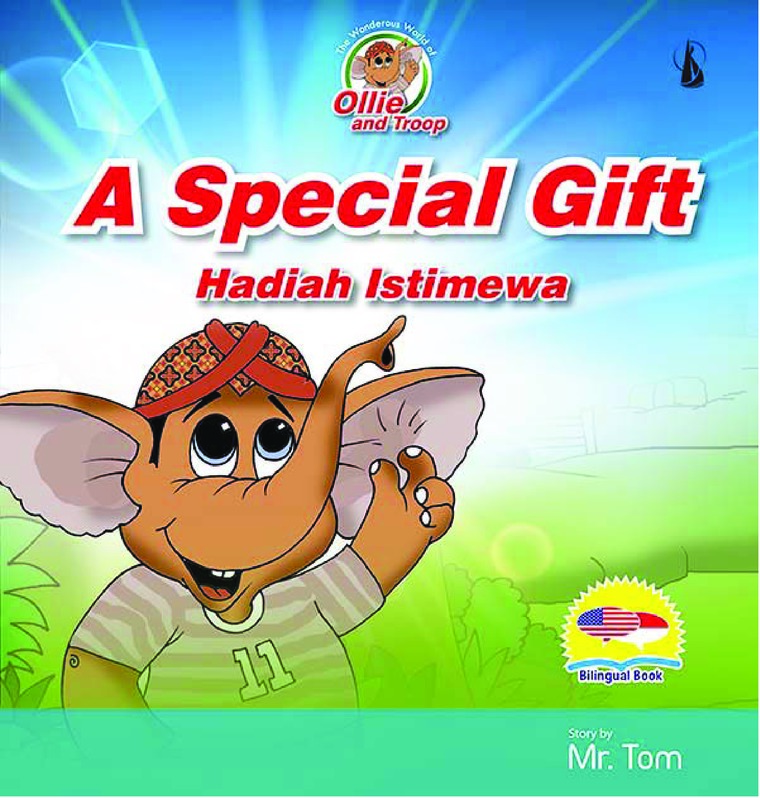 Buku Digital A Special Gift: Hadiah Istimewa oleh Mr. Tom