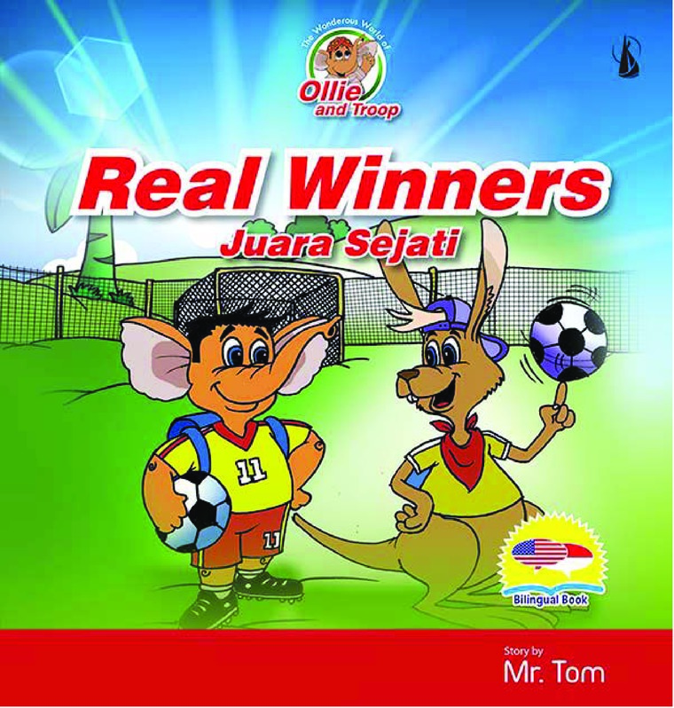 Buku Digital Real Winners: Juara Sejati oleh Mr. Tom