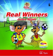 Real Winners: Juara Sejati by Mr. Tom Cover