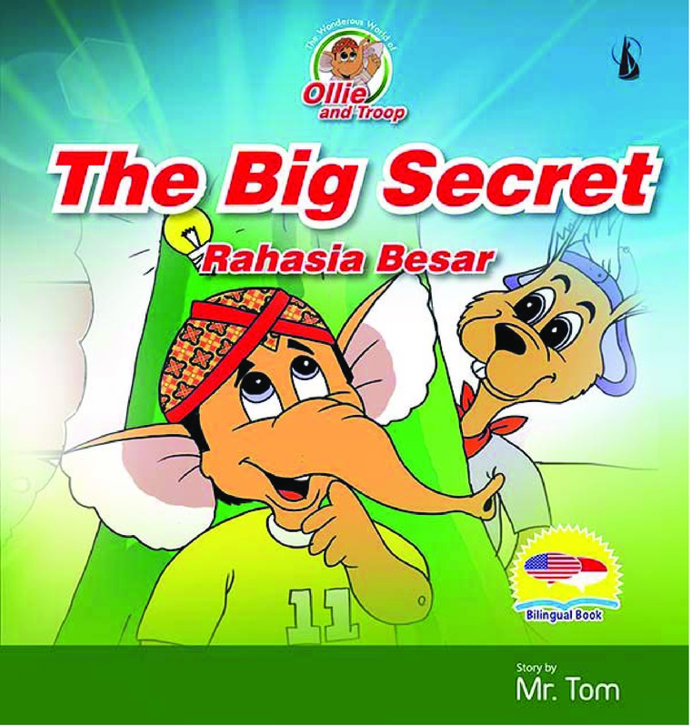 Buku Digital The Big Secret: Rahasia Besar oleh Mr. Tom