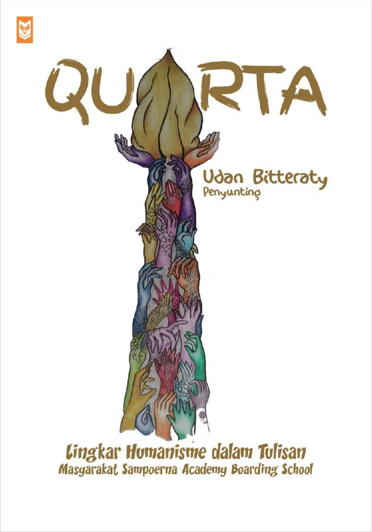 Buku Digital Quarta : Lingkar Humanisme dalam Tulisan oleh Udan Bitteraty