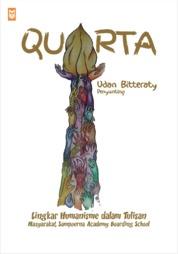 Cover Quarta : Lingkar Humanisme dalam Tulisan oleh Udan Bitteraty