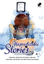 Cover Unpredictable Stories oleh Hone Dee, dkk