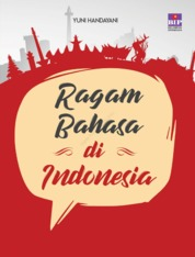 Ragam Bahasa di Indonesia by Yuni Handayani Cover
