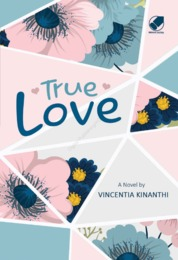 Cover True Love oleh Vicentia Kinanthi