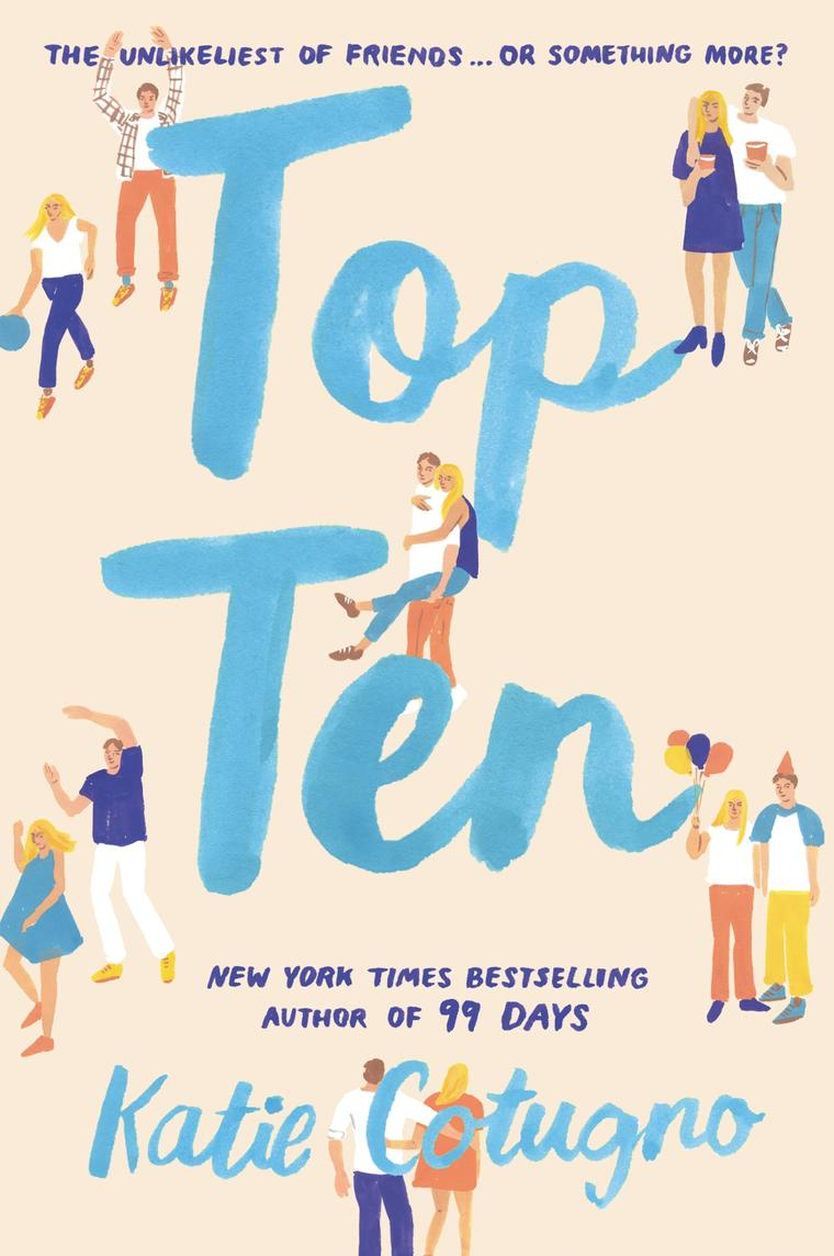 Top Ten by Katie Cotugno Digital Book