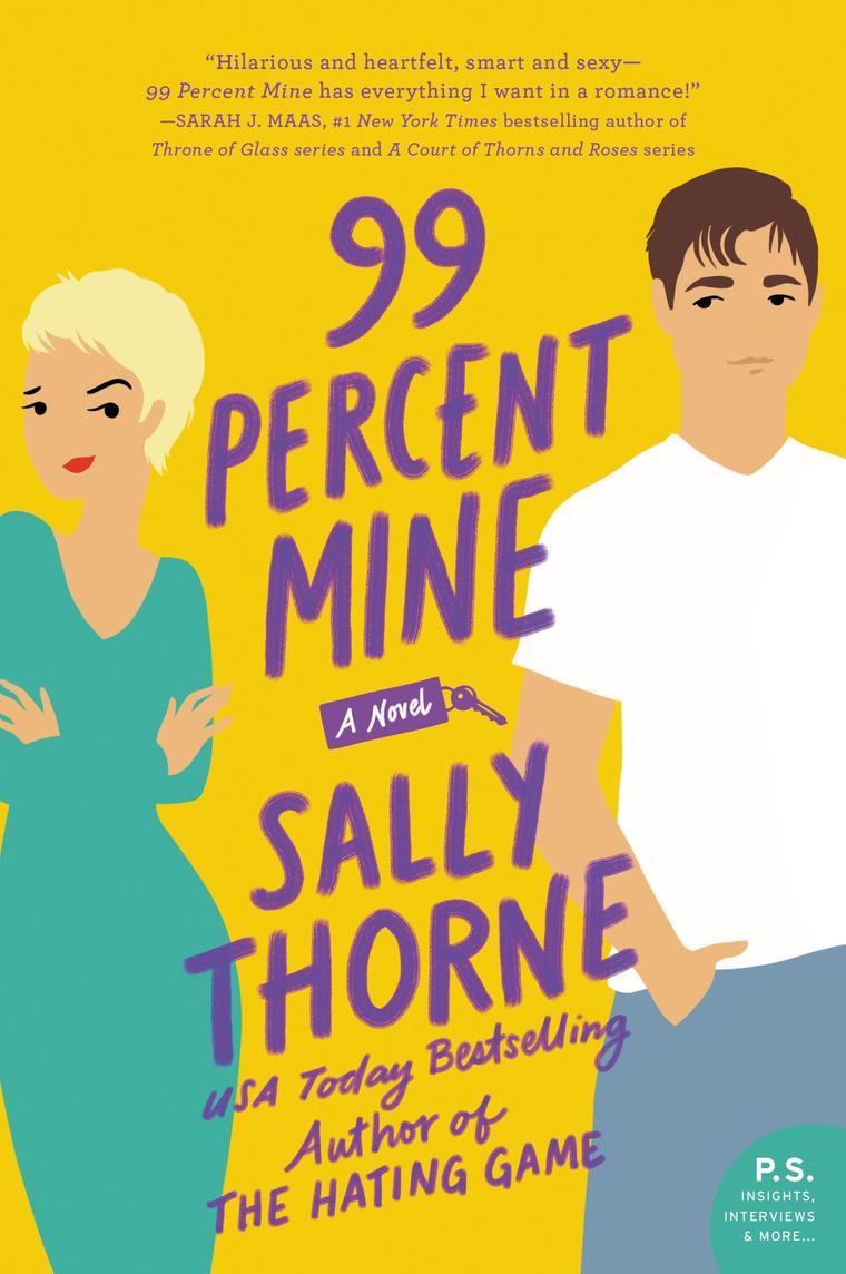 Buku Digital 99 Percent Mine oleh Sally Thorne
