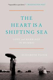 The Heart Is a Shifting Sea by Elizabeth Flock Cover