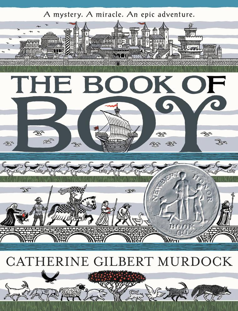 Buku Digital The Book of Boy oleh Catherine Gilbert Murdock