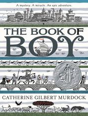 Cover The Book of Boy oleh Catherine Gilbert Murdock