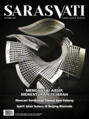 Sarasvati Magazine Cover ED 47 October 2017