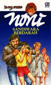 Cover Noni #12 Sandiwara Berdarah oleh Bung Smas